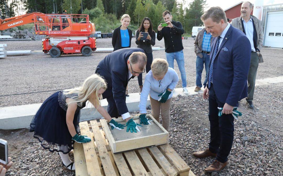 Uudisrakennuksessa näkyy pääministeri Sipilän kädenjälki